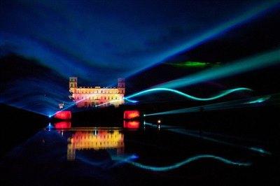 В Гатчине пройдет фестиваль светового искусства «Ночь света»