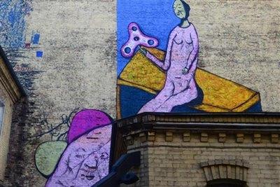 Выставка «Конфликт/Испытание» от Института исследования и развития стрит-арта
