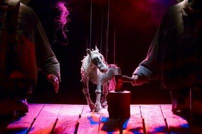 Большой театр кукол из Санкт-Петербурга сыграет спектакли в Иркутске и Улан-Удэ