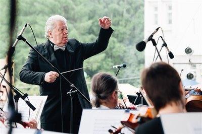 Губернаторский оркестр выступит на VI СПб МКФ