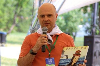 17 января в Иркутскепройдет творческая встреча списателем Андреем Швайкиным