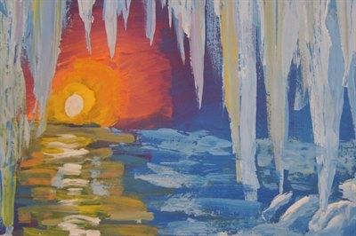 В рамках проекта «Байкал вокруг света» продолжается детский конкурс рисунков Байкала