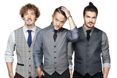 Jukebox Trio станут участниками фестиваля искусств «Культурная столица»