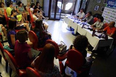 Презентация международного культурного форума «Байкал-Тотем» состоялась вИркутске